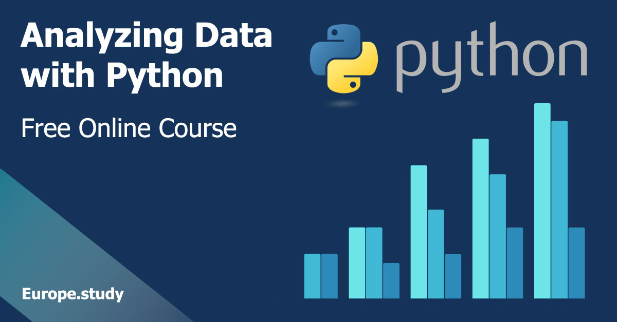 Analyzing Data with Python - Europe.study